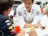 Horner rejects Wolff fuel claim