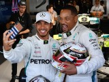 Hamilton altered pre-race pattern in Abu Dhabi for Will Smith video