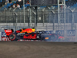 Max hopes Honda stay, but they must improve