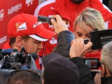 Contact with Ferrari first began in '08 reveals Vettel