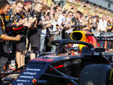 Verstappen: Red Bull on par with Mercedes, Ferrari pace with Honda