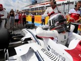 Charles Leclerc vows to learn from error after losing spot