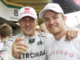 Rosberg compares Alonso's return to Schumacher's