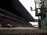 F1 goes old school with return of the chequered flag