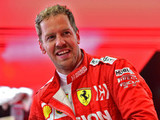 Vettel has unfinished business at Ferrari