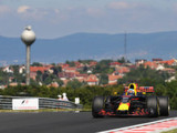 Ricciardo sets FP1 pace in Hungary
