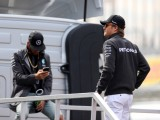 Hamilton: Nico Rosberg has been a real team player