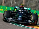 Bottas pips Hamilton to pole in another Mercedes-dominated qualifying