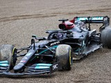 Hamilton's recovery to P2 could be title saver