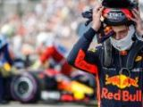 Verstappen sorry for sweary rant