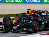 "Verstappen ""shocked"" at ""too slow"" Red Bull gap to Mercedes in Styrian GP"