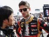 Grosjean out to claim 'lost' points