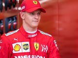 Mick Schumacher: The only driver I want to be like is my dad