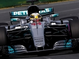Hamilton retains advantage in second practice