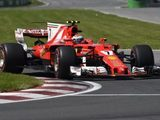Brake issues prevent Raikkonen progress in Montreal