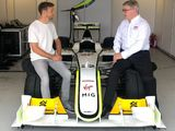 Button reunited with Brawn
