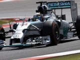 Hamilton top despite engine problem