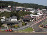Eau Rouge kerb altered after driver concerns