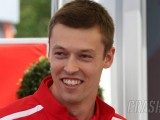 Kvyat spent year out focusing on finding 'good mental window'