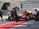 Daniel Ricciardo sets early pace at in-season test as Honda's struggles continue