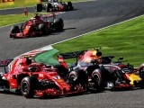 Max Verstappen doesn't understand 'stupid' penalty after clash with Kimi Raikkonen in Japanese GP