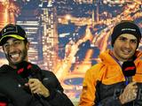 Sainz: Netflix 'exaggerated' F1 rivalry with Ricciardo