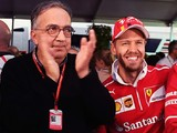 Vettel: 'Too much noise' around Marchionne's Ferrari F1 comments