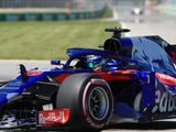 Toro Rosso's Hartley Believed Points Were Possible Before Opening Lap Crash