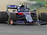Albon fell out of British GP points after high-voltage Honda scare