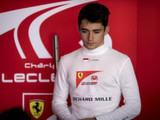 Leclerc to drive Ferrari at Hungary test