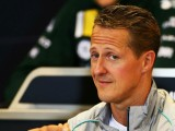 Schumacher 'senses' those near him