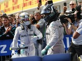Nico Rosberg: Lewis Hamilton conflict claims are a compliment