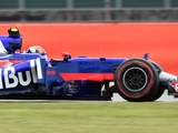 British GP 'worst scenario' for STR - Tost