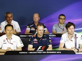 Austrian Grand Prix FIA press conference transcript - Friday