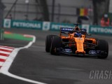 Alonso 'not proud' of lap for P12 in Mexico GP qualifying