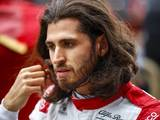 Giovinazzi without team radio from lap 1 in Sochi