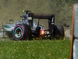 Mercedes wants FIA to react to Austria kerb concerns