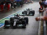 Hamilton: Russell form doesn't change Bottas preference for 2022