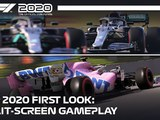 Video: F1 2020 first look – Split-screen gameplay