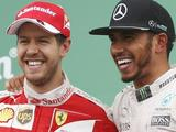 Lewis Hamilton: Ferrari are F1 title favourites, says Mercedes driver