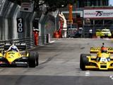 Renault celebrates 40 years in F1 at Monaco
