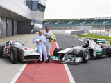 Video: Mercedes pays tribute to Sir Stirling Moss