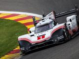 Porsche beats F1 record at Spa with upgraded 919