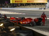 "Verstappen calls Leclerc move ""reckless"" after first lap Sakhir GP crash"