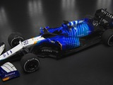 The Williams FW43B has officially arrived!