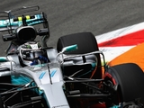 FP2: Mercedes remain top with Bottas P1
