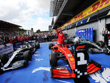 Leclerc fends off Hamilton to take first victory at Spa-Francorchamps