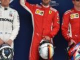 Vettel on pole, Hamilton fourth