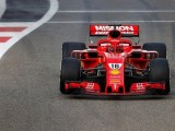 Leclerc quicker than Vettel in Abu Dhabi test