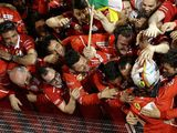 Ferrari president Sergio Marchionne: Sebastian Vettel win proves we are contenders